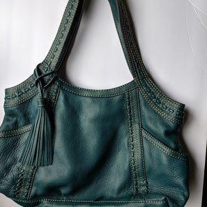 Tignanello Genuine Leather Purse EUC